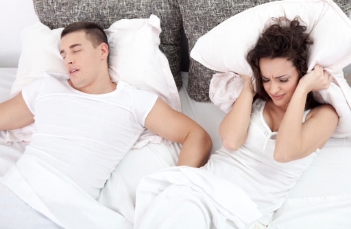 Snoring is a Symptom of Problems You Need to Discuss with Us